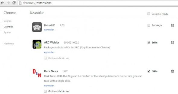 Dark News Facebook Virüsü Nasıl Temizlenir