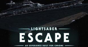 Işın Kılıcıyla Kaçış - Lightsaber Escape