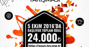 Türkiye 21. Zeka Yarışması Kaydol