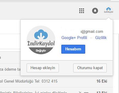 Google 2 Adımlı Doğrulama Etkinleştirme