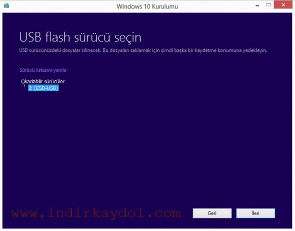Windows 10 64 Bit İndir