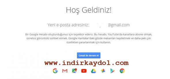 gmail-e-posta-adresi-al